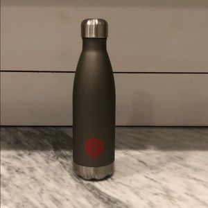 Pure Barre stainless steel water bottle